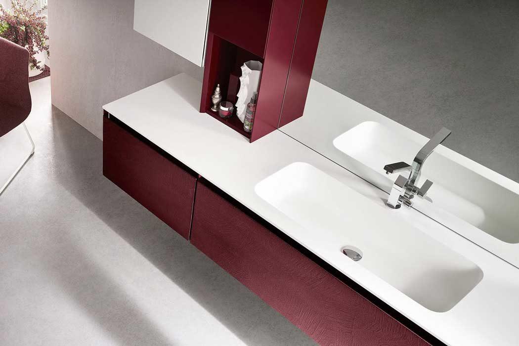 Show room dell 39 arredo bagno roma orsolini for 2 piani letto 2 bagni