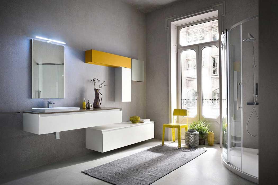 Asia il mobile contemporaneo di ideal bagni for Cassettiera bagno design