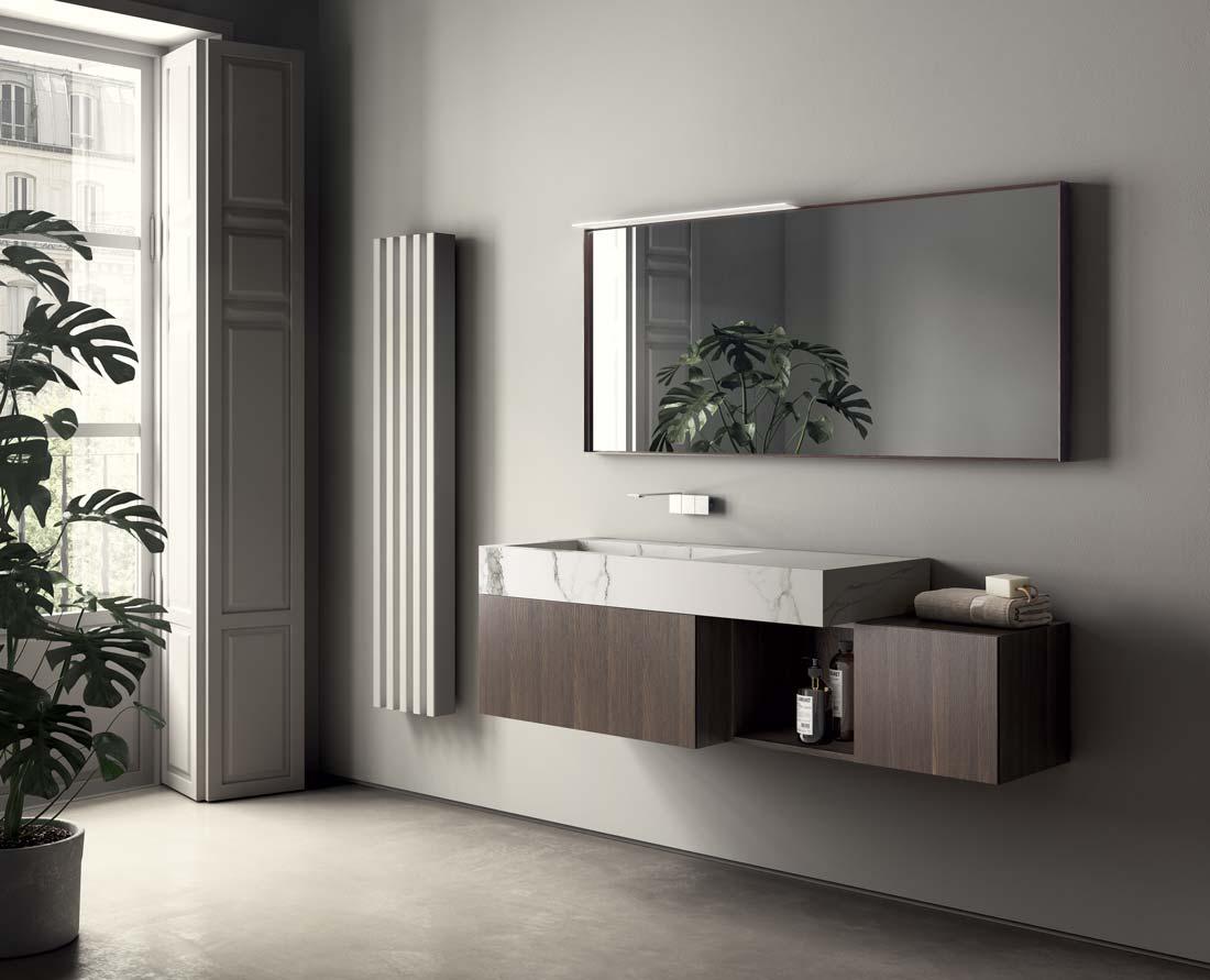 Ideagroup riscrive le regole del design del moderno mobile - Aqua mobili bagno ...