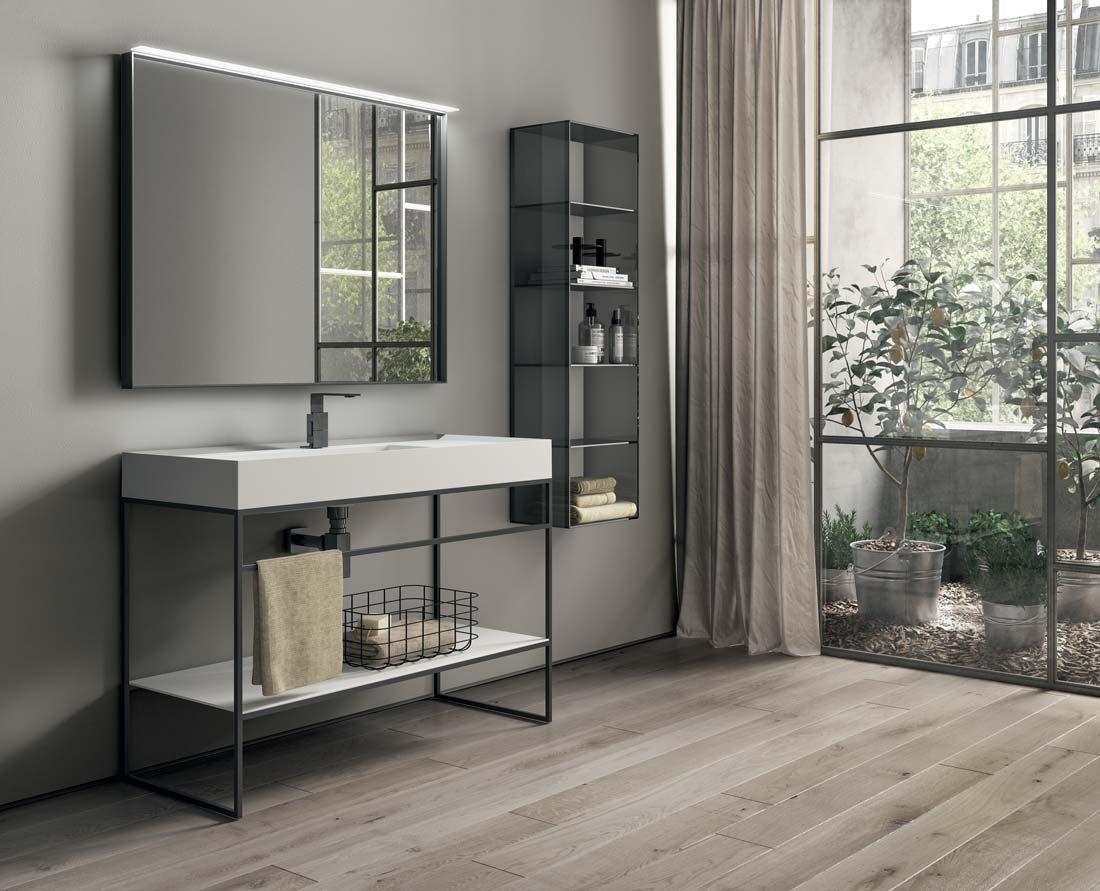 Ideagroup riscrive le regole del design del moderno mobile - Mobili da bagno design moderno ...