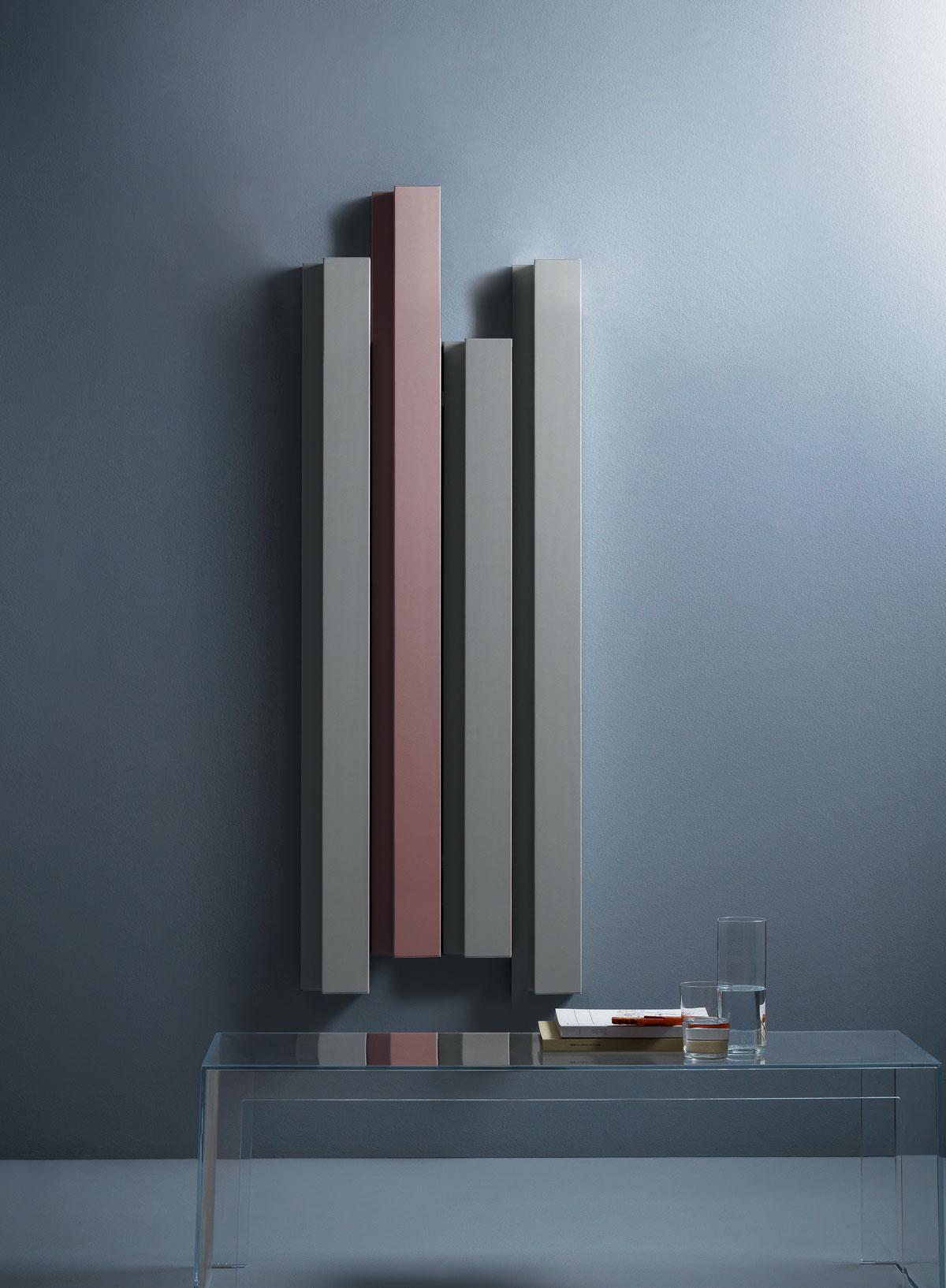 Nobili Rubinetteria : Elements i radiatori design di tubes