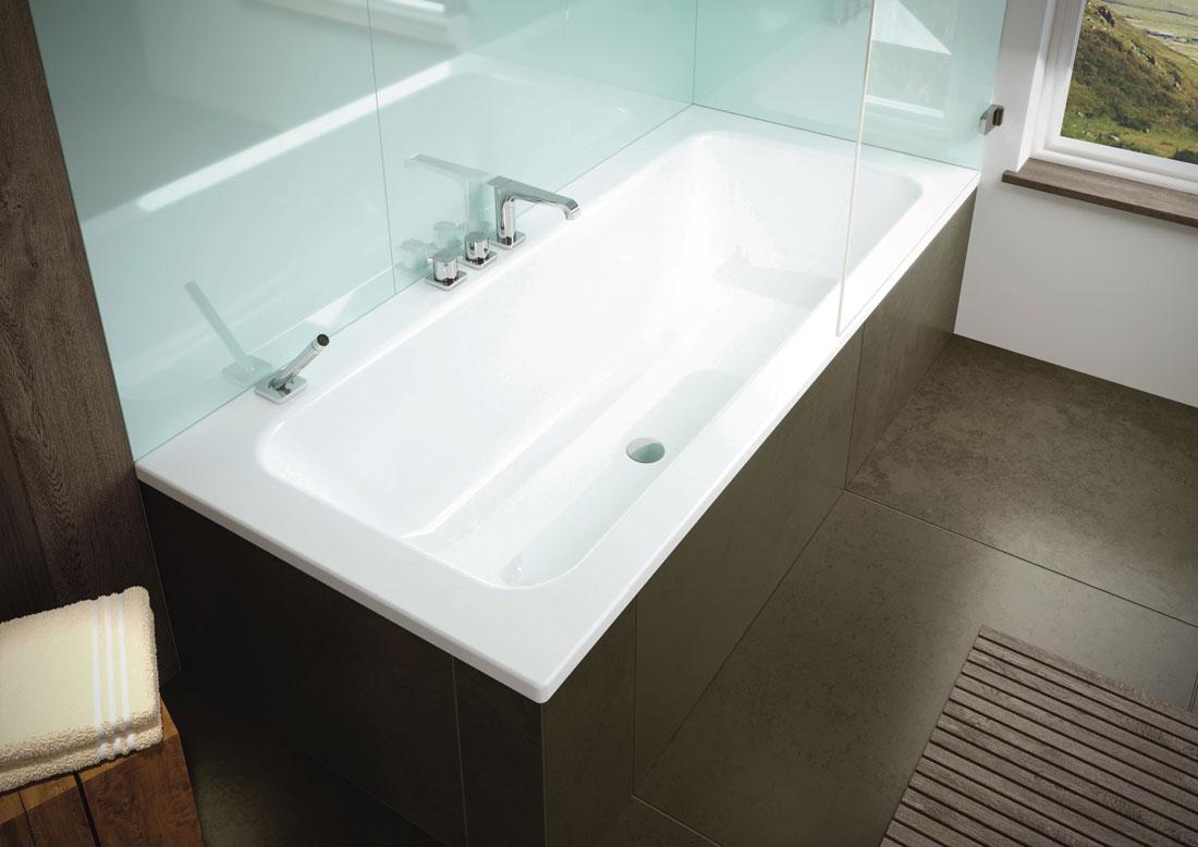 Vasca Da Bagno Angolare Ghisa : Come scegliere la vasca da bagno i consigli per orientarsi tra