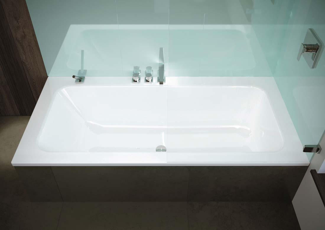 Vasca Da Incasso Kaldewei : Vasca puro set wide: elevato comfort e perfetta libertà di movimento