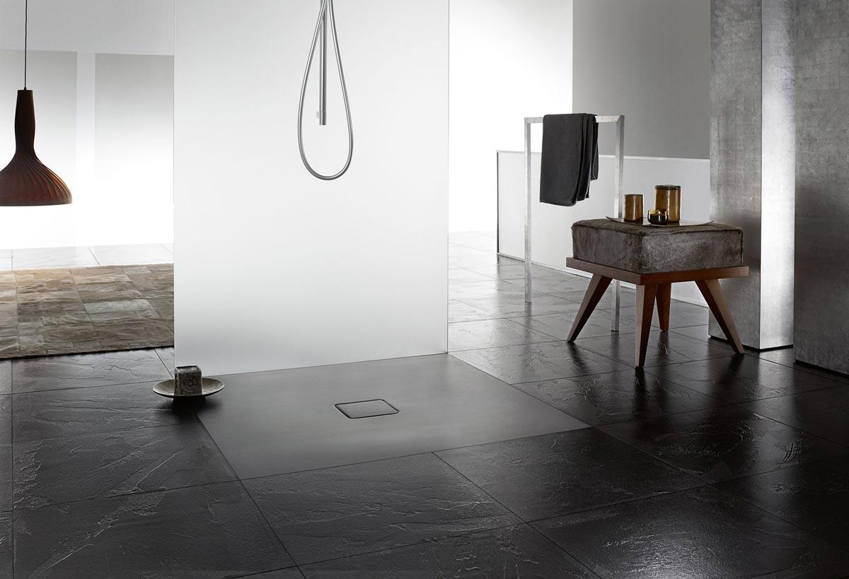 Piatto doccia conoflat: per un bagno dal design contemporaneo ed