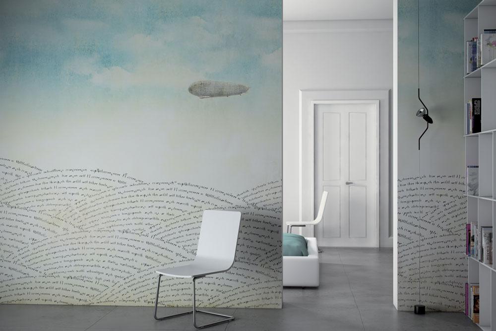 Glamora Creative Wallcoverings Decoro Zeppelin